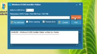 Como Instalar Windows 8 desde un pendrive USB.