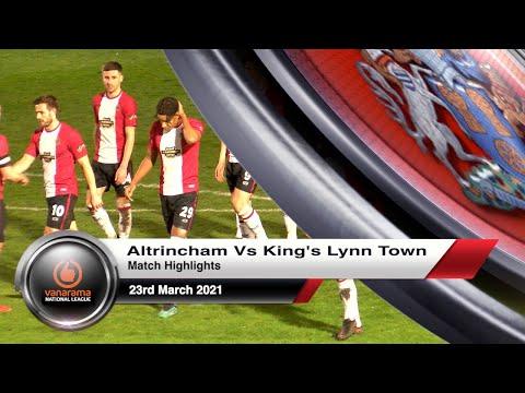 Altrincham King's Lynn Goals And Highlights