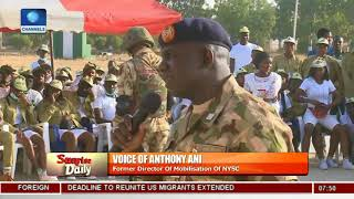Fmr NYSC Executive Speaks On Alleged Certificate Forgery Pt.3 |Sunrise Daily|