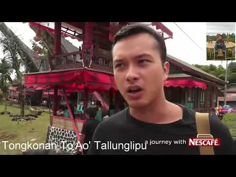 Nicholas Saputra di Toraja