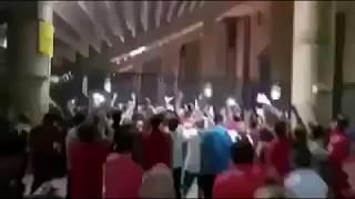 للكبار فقط هتافات جماهير  الاهلي  ضد تركي شيخ في لبنان مباراة النجمة