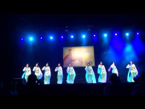 Chinese classical dance《采薇》Black Swan Dance Group