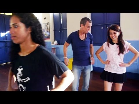 Things You Must Do in Rio Brazil 巴西美食旅遊冒險: Soccer & Dance Samba [CiCi Li, Food & Travel]