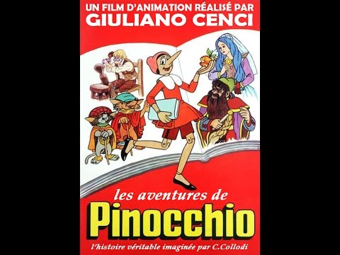 Les Aventures de Pinocchio 1972