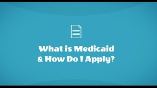 What is Medicaid & H๐w Do I Apply?