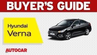 2017 Hyundai Verna | Buyers Guide | Autocar India
