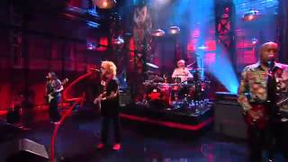 Sammy Hagar - Knockdown Dragout  (The Tonight Show with Jay Leno)