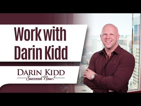 Network Marketing Business Opportunity | Work with Darin Kidd