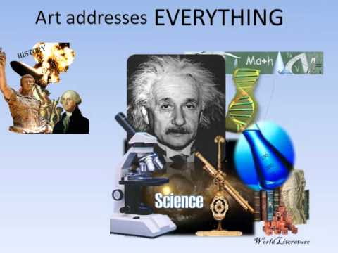 the importance of studying art Why scientists should study art and literature  as essays defending the importance of the collection of academic disciplines known as the  studying art and literature will make you a .