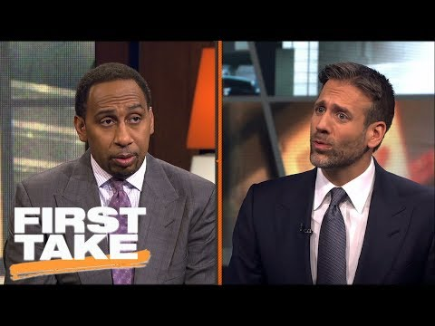 First Take makes early NBA MVP predictions | First Take | ESPN