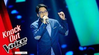 ปลั๊ก - ท่าฉลอม - Knock Out - The Voice Thailand 2018 - 28 Jan 2019