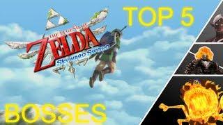 LoZ: Skyward Sword - Top 5 Tips & Tricks for Boss Fights