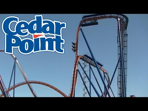 Cedar Point Tour & Review with Ranger (Featuring Melt Bar & Grilled)