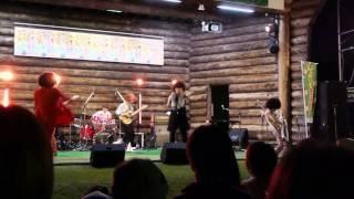 2011年夏、北海道小清水町ふるさとまつりじゃがいもフェスティバルでのL...