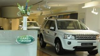 Jaguar Land Rover Partners With Pride Motors In Hyderabad