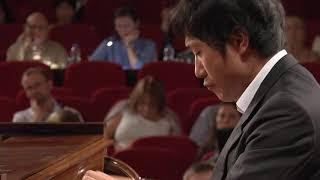 Naruhiko Kawaguchi – J.S. Bach, Prelude and Fugue in B minor, BWV 893 (First stage)