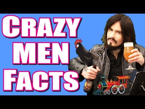 Crazy Facts About Men! - (Irish Style)