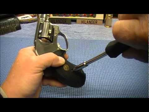 Pachmayr Grip Change on S&W 649