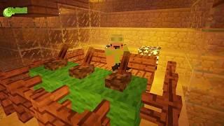 ФРОСТ VS ЛОЛОЛОШКА - Minecraft Machinima