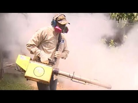 Florida begins BTI ground spraying to fight Zika in Miami Beach