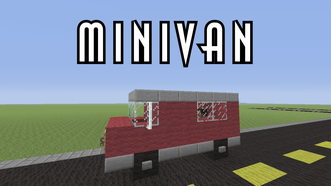 how to make a car in minecraft that can drive
