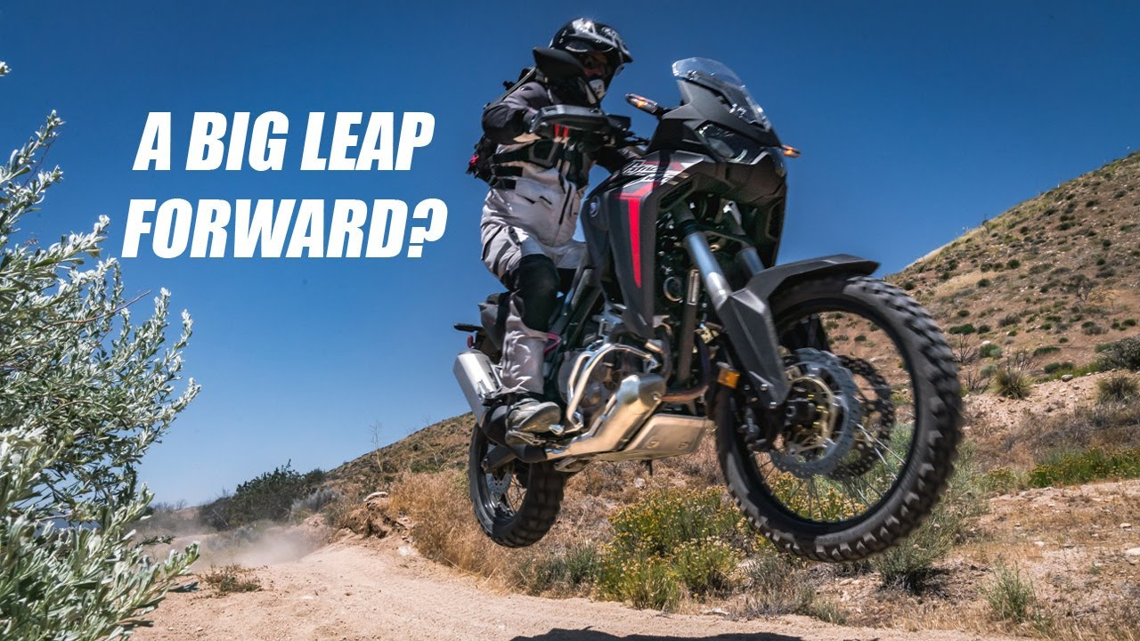 2020 Honda Africa Twin CRF1100L Review | In-Depth Road and Off-Road Test
