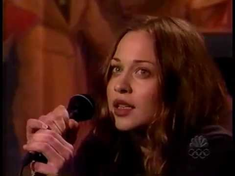 Fiona Apple - Fast As You Can - 1999 11 19