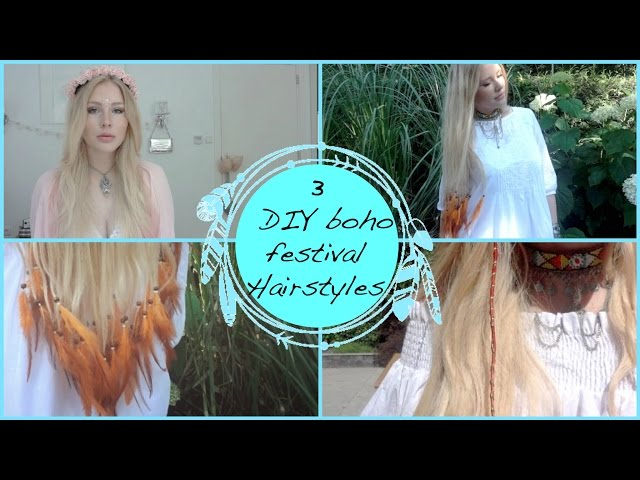 3 diy hairstyles feather extensions summer with loop 3 diy hairstyles feather extensions summer with loop control youtube for musicians pmusecretfo Image collections