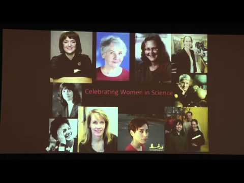 2015 Mind the Gap -  Princeton Graduate School's Women in Science Lecture Series