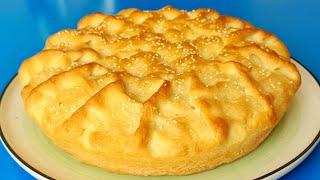 Мягкий пористый хлеб без усилии Простой рецепт