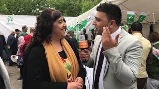 Pakistan Independence Day Manchester 2018 K2 Tv Part 15