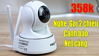 Trên Tay Camera giám sát giá 358k cực nét - Magicsee S6300 Plus
