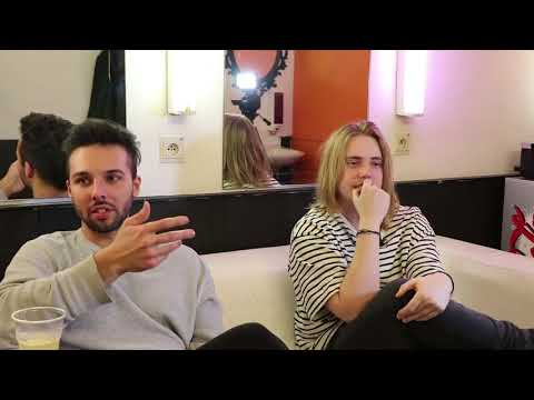 Nothing But Thieves - interview with Dom and Joe KX Radio