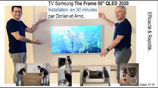 Samsung The Frame 2020 QLED 50\