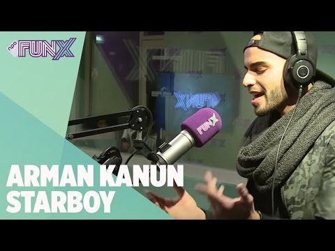 The Weeknd - Starboy (Arman Kanun cover)