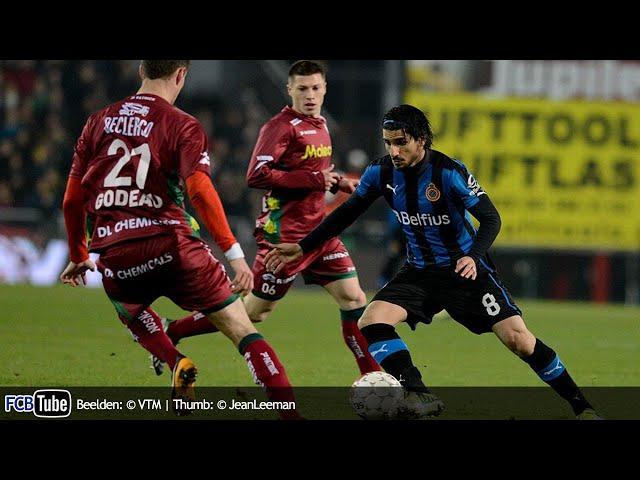 2012-2013 - Jupiler Pro League - 29. Zulte Waregem - Club Brugge 1-2
