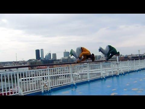Tallinn Parkour & Free Running
