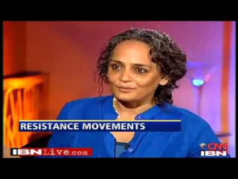 Arundhati Roy - India is a Corporate, Hindu, Satellite State