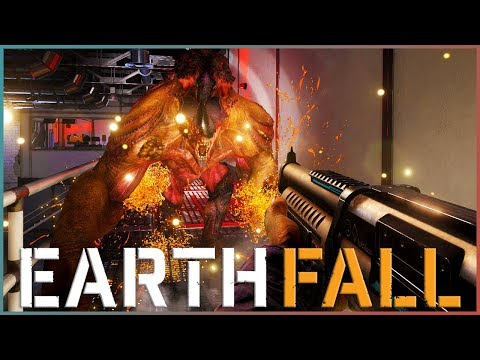 They Left Me For Dead! - Data Recovery - EarthFall [Early Access Multiplayer Gameplay]
