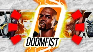 DOOMFIST IS OFFICIALLY CONFIRMED!