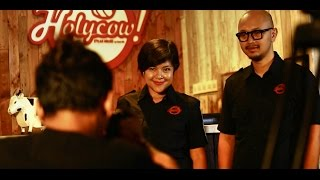 Listening to customers via Twitter: Holycow Steakhouse by Chef Afit | The Jakarta Post Digital