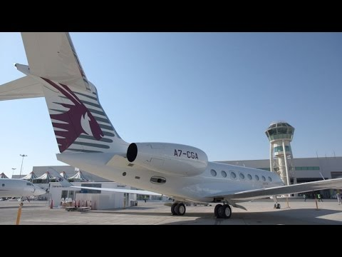 Middle East Business Aviation Looks Forward to Rising Growth – AINtv