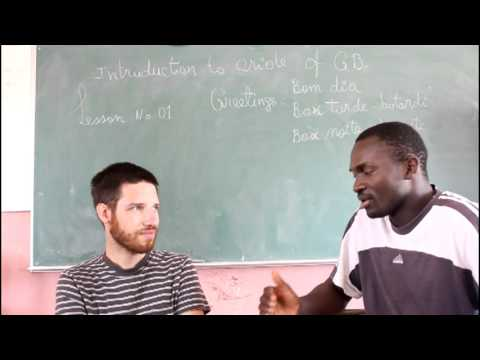 Guinea-Bissau language - How to speak Guinea-Bissau Creole