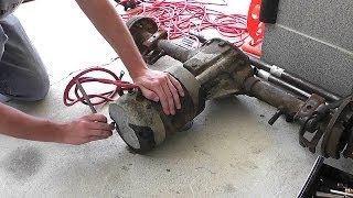 How To Build A Dune Buggy From Scratch - 007 - Golf Cart Tear-Down & Salvage - Part 3