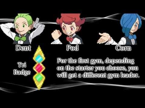 All 5th Generation Pokemon + Extras