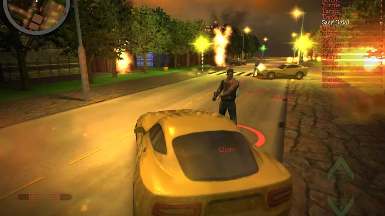 Top 10 OPEN WORLD GAMES LIKE GTA under 100 MB FREE AND OFFLINE