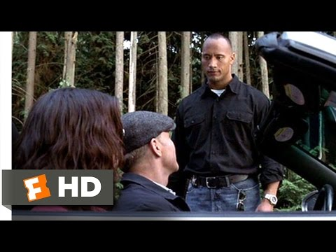 Walking Tall (6/10) Movie CLIP - Get Your Taillights Fixed (2004) HD