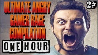 Ultimate Gamer Rage Compilation 2018 [1 HOUR] Part 2