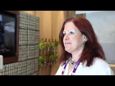 Eleni Desylla, chief operating officer, Greek pavilion, Expo 2015