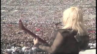 Скачать Moscow Music Peace Festival 1989 2 Motley Crue Gorky Park Ozzy Osbourne